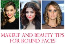 4 Best Beauty and Makeup Tips For Round Faces