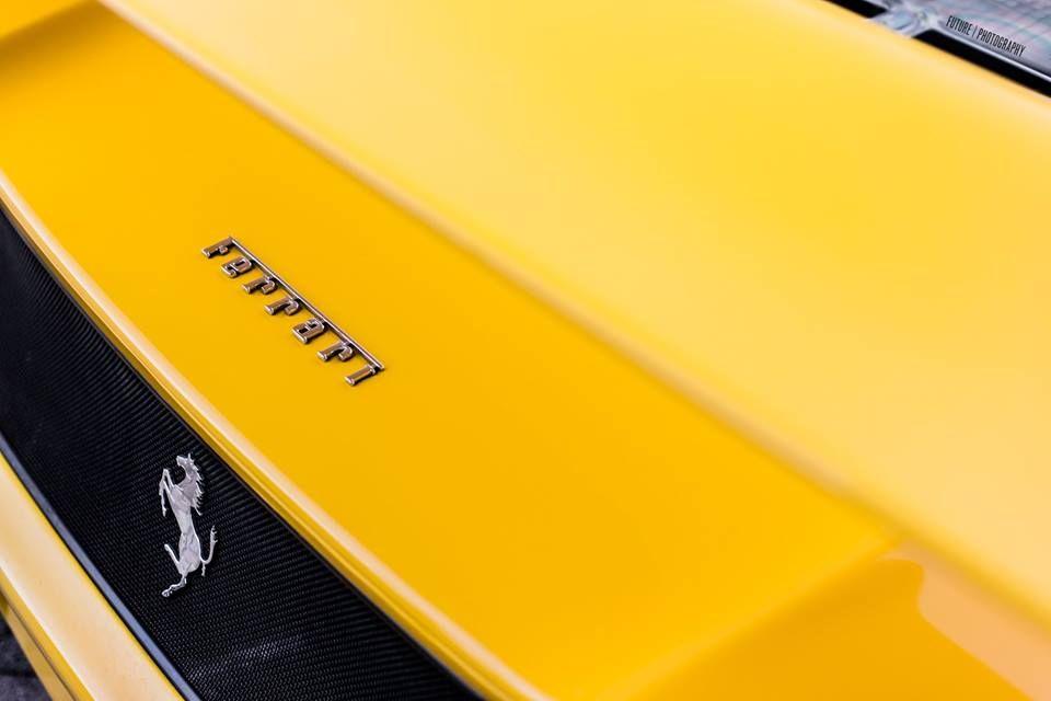 <3 Ferrari