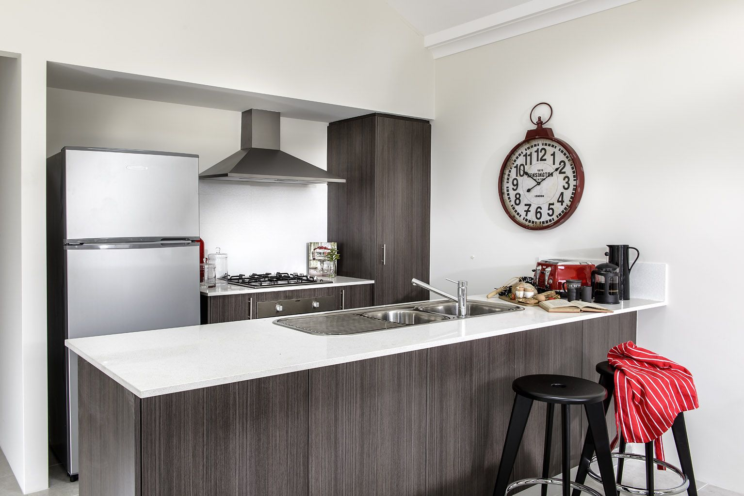 Homebuyers Centre - Flute (Brabham) Display Home Kitchen | Own Your ...