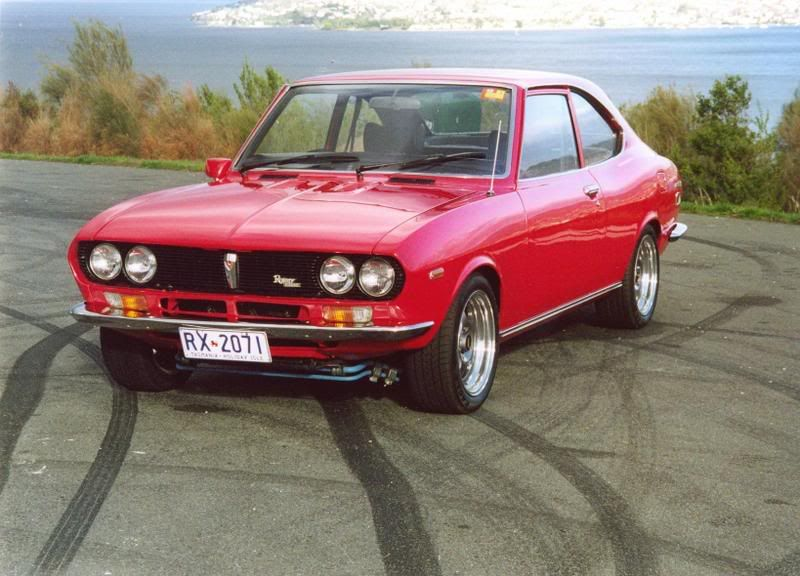 1971 Mazda Rx2 I Had A White One As My 2nd Car Crazy Fast I Wish I