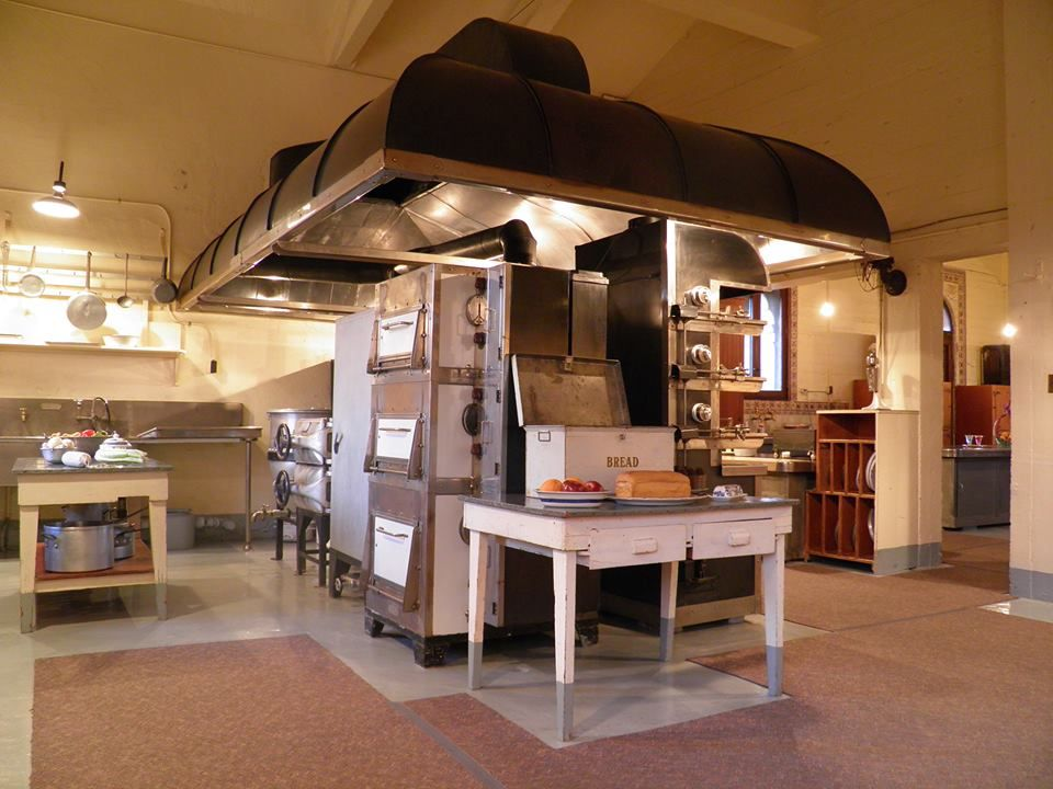 Hearst Castle Kitchen Hearst Castle American Interior Design Grand Homes