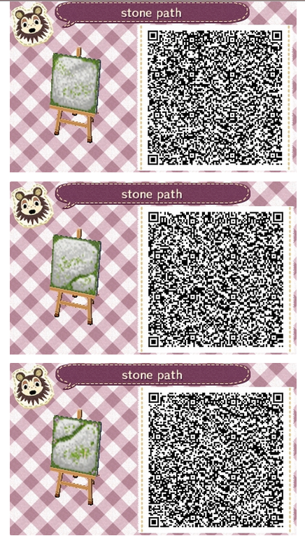 Acnl qr codes animal crossing codes pinterest for Qr code acnl sol