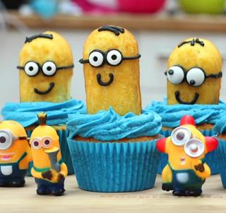 Amazing, easy to follow Minions cupcakes recipe