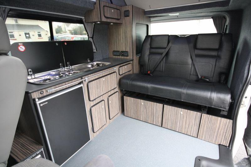 Vw T5 And T6 Campervan Conversion Tourer Design 2 Berth