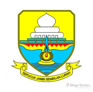 Provinsi Jambi Logo Vector Cdr In 2020 Vector Logo Custom Logos Vector