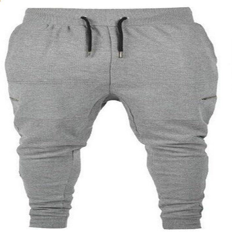 design di qualità 96ce2 2209b Pantaloni da uomo Pantaloni da ginnastica Casual Elastico da uomo ...