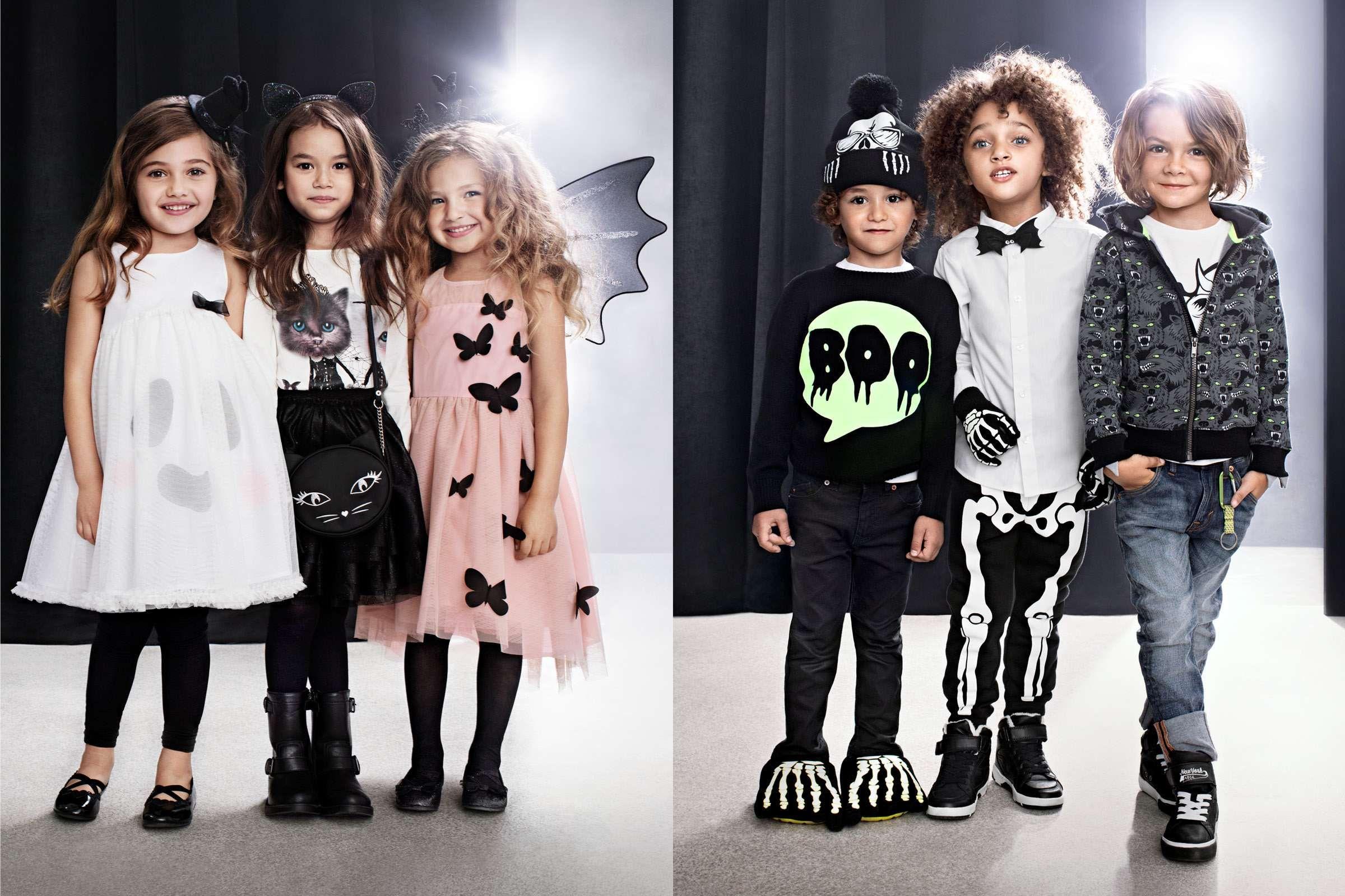 Hm Halloween.Fashion Halloween H M Hr Outfit Kids Fashion