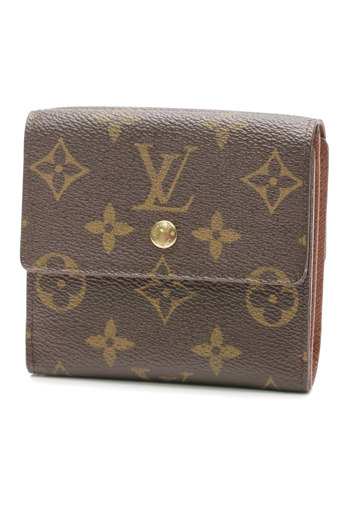 Louis Vuitton Monogram Canvas Elise Wallet  de0d8ecbf3c3c