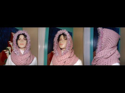 Crochet Gorro Caido Tunecino Para Mujer - YouTube  06d59bbe75a