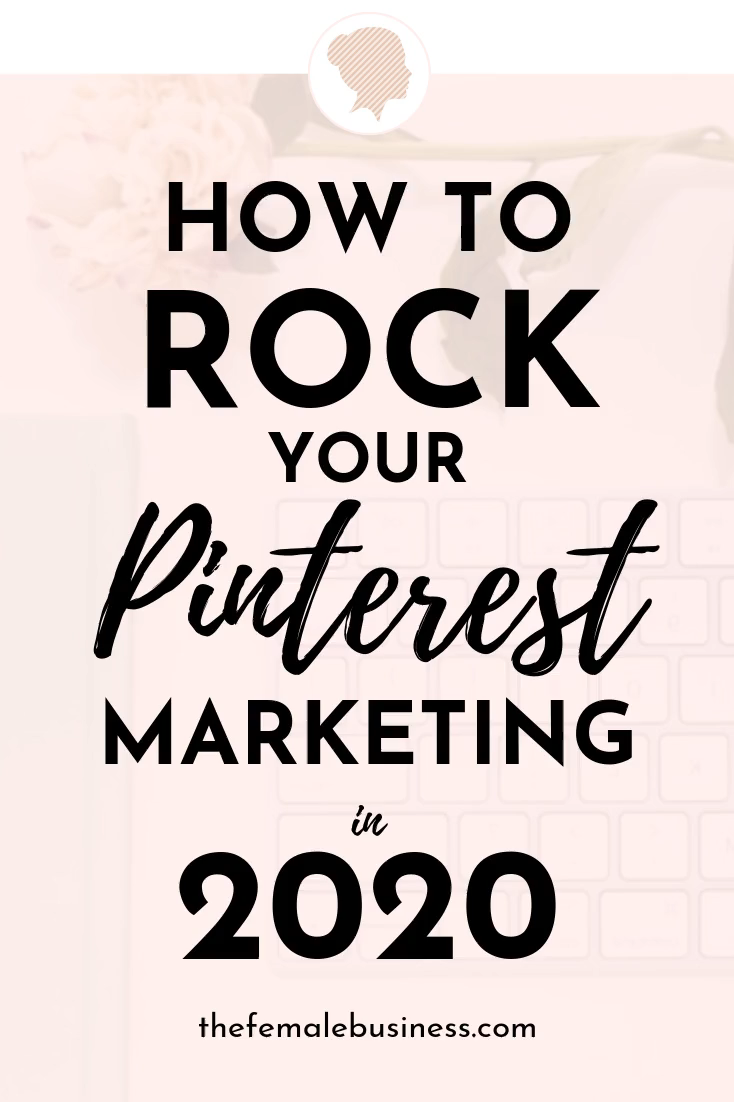 are you looking for ways to grow your Pinterest marketing in 2020? Then click through to read my best tips and strategies for bloggers and business to use Pinterest to increase your traffic and make more money in 2020. This is a complete beginner's guide to rock your Pinterest strategy #pinterest #pinterestmarketing #pinterestmarketingstrategy