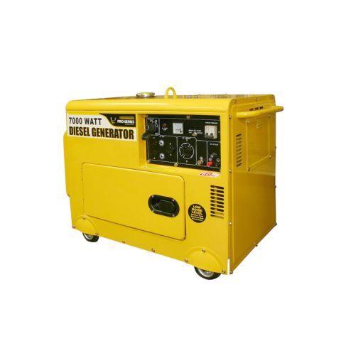 Pro Series 5500 Watt Quiet Standby Diesel Generator - Tractor Supply