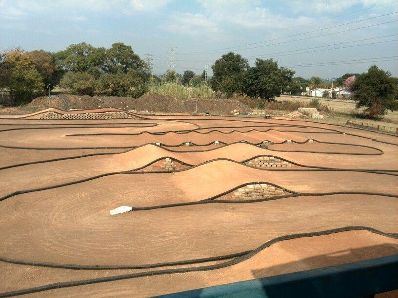 Trap rc track | Rc track, Rc car track, Rc cars