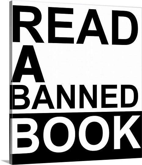 Read a Banned Book (With images) Book print, Reading