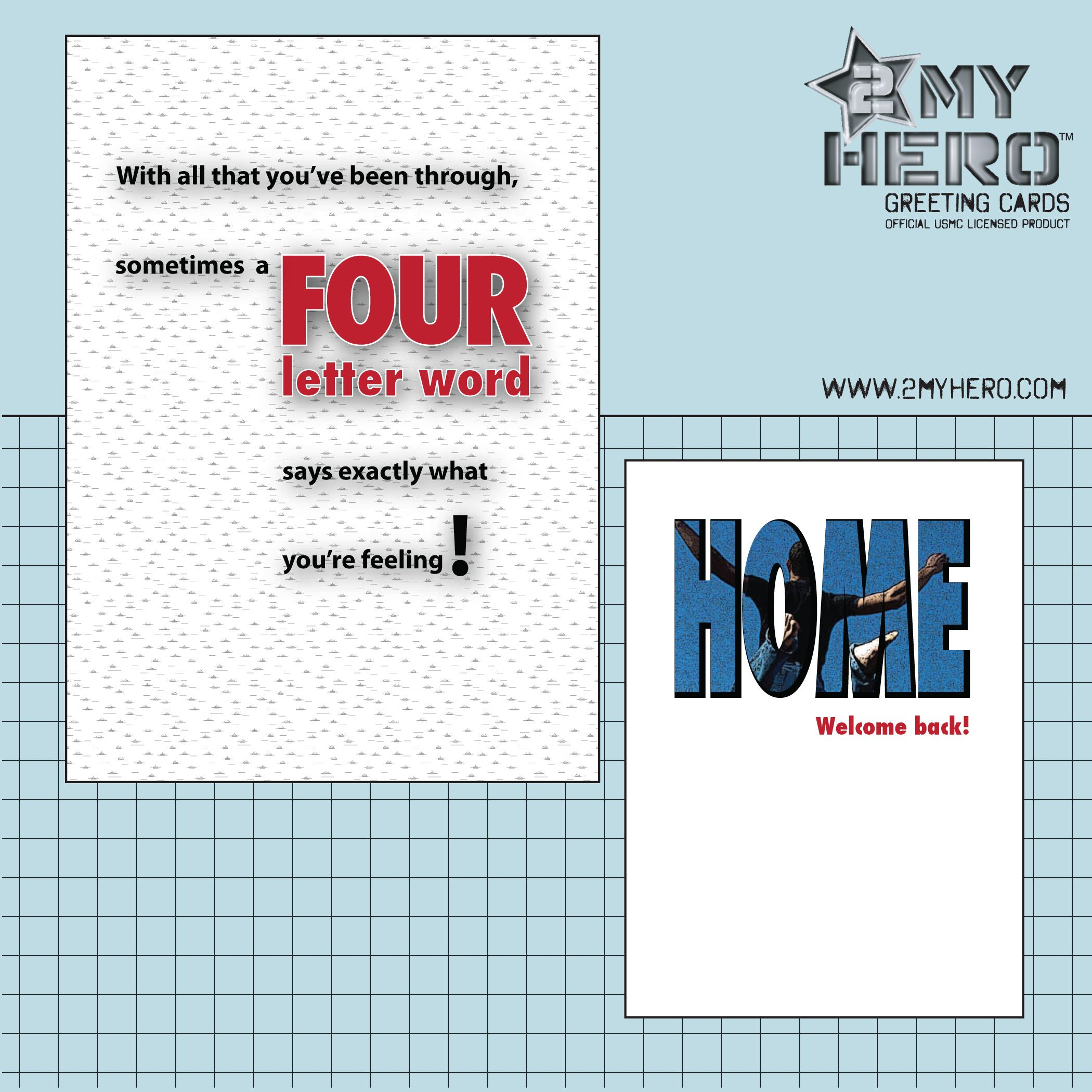Welcome Them Home With A Little Humor Available On 2myhero