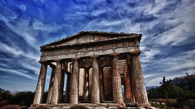 Greek Architecture Wallpapers Best Wallpapers Ancient Greek Architecture Ancient Architecture Greece Wallpaper
