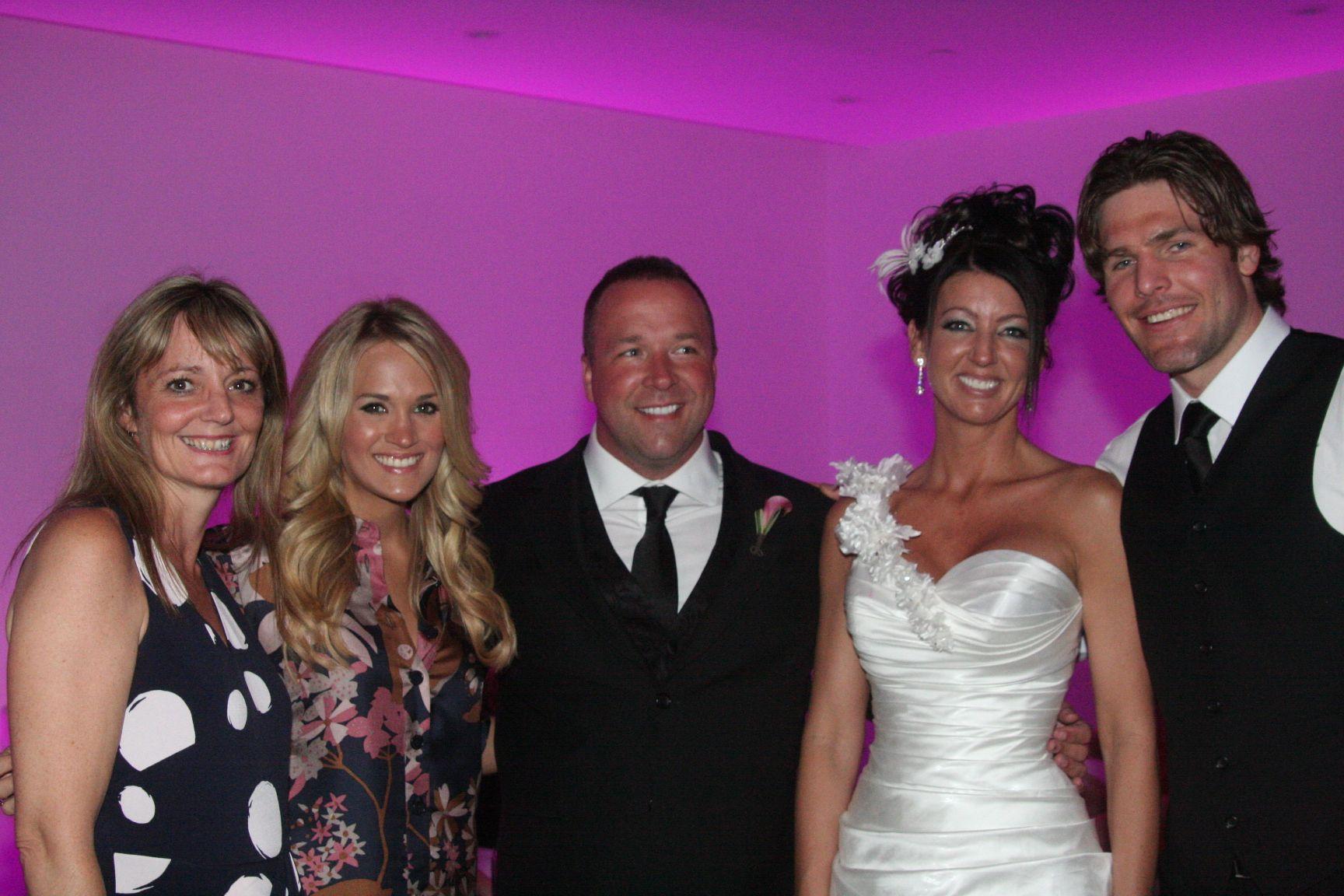 Carrie+Underwood+Wedding | Carrie Underwood at wedding An English Rose Wedding Planner 9