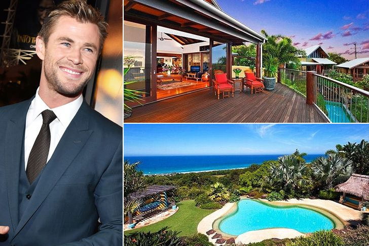 Celebrity Houses - We Hope They Have a Really Good Home Insurance