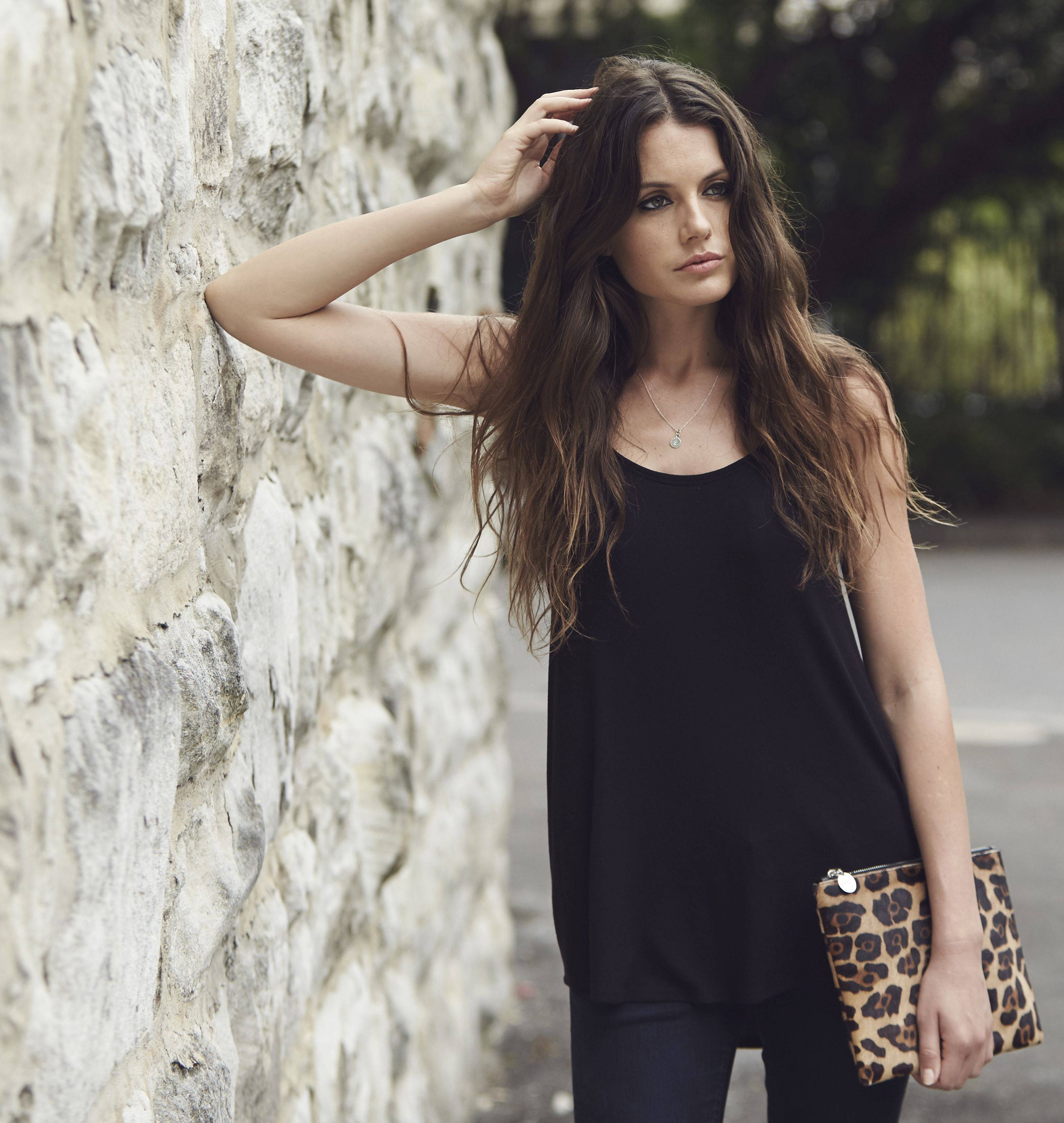 Touch of leopard | Raku Collection