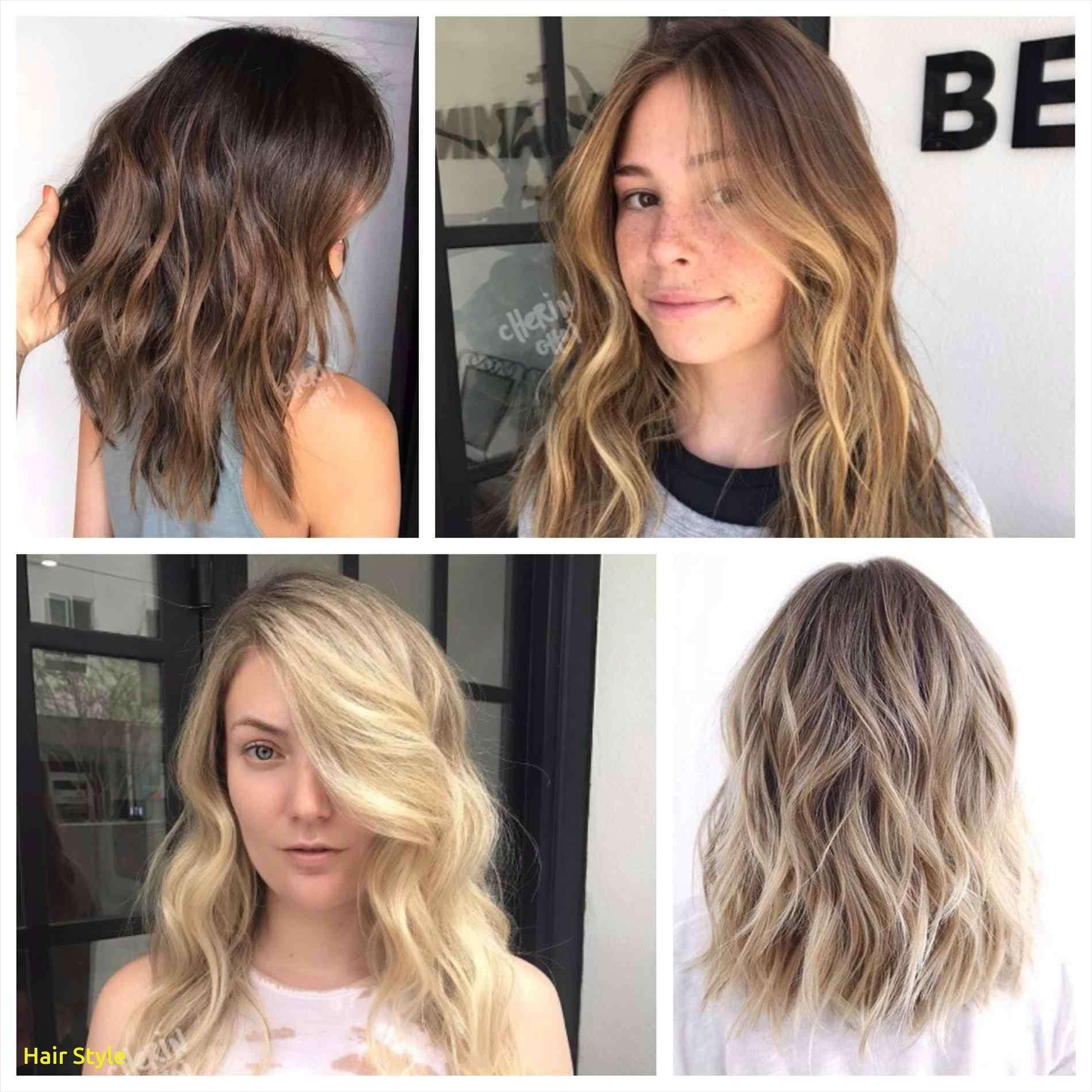 Inspirierende Sommer 2019 Haarfarben Haare Trends 2019 Neue