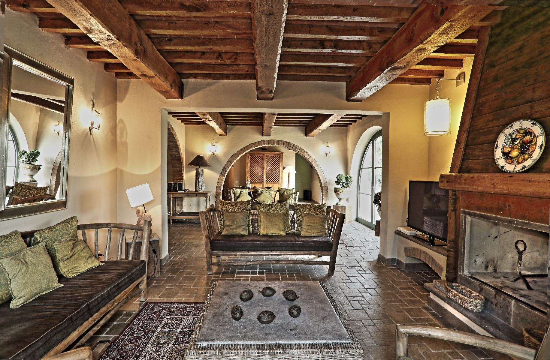 www.casalio.com - Villa Popillo. A fantastic #luxury #Villa #Rental in #Tuscany #Italy in a fantastic position close to #Montaione in, #Italy - #Excellence in #Lodging - Exclusive #Luxury #Villas & #Chalets in #Italy and worldwide. (Pinned by #Casalio - www.casalio.com ). Check our travel blog www.casaliotravel.com