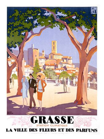 Grasse: the city, the flowers and the perfumes