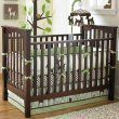 Pottery Barn knock off crib from JCPenny.