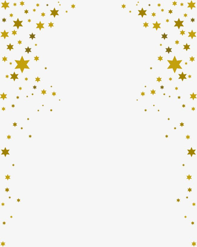 Stars Border Vector Photo Frame Images White And Gold Wallpaper Paper Background