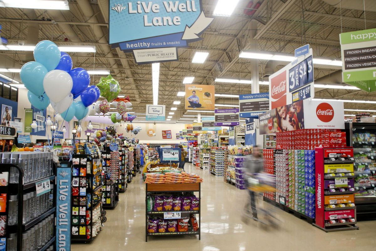 Grocery stores team up with intermountain healthcare for