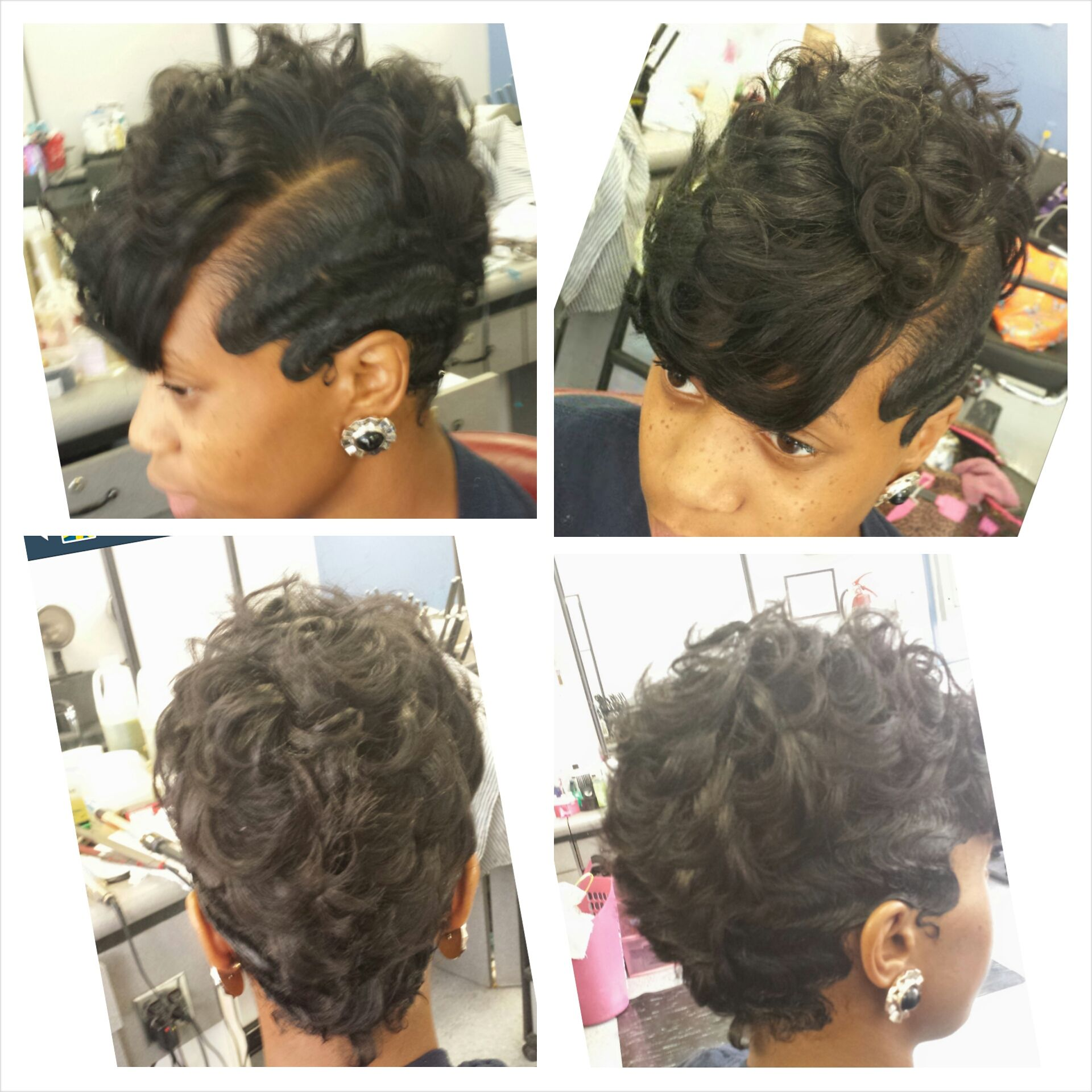 Admirable 1000 Images About Hair On Pinterest Finger Waves Bobs And Hairstyle Inspiration Daily Dogsangcom