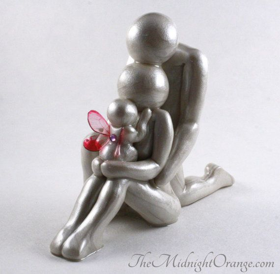 Loss Of A Child Mother Father And Baby Handmade