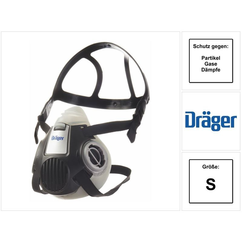 masque respiratoire grande taille