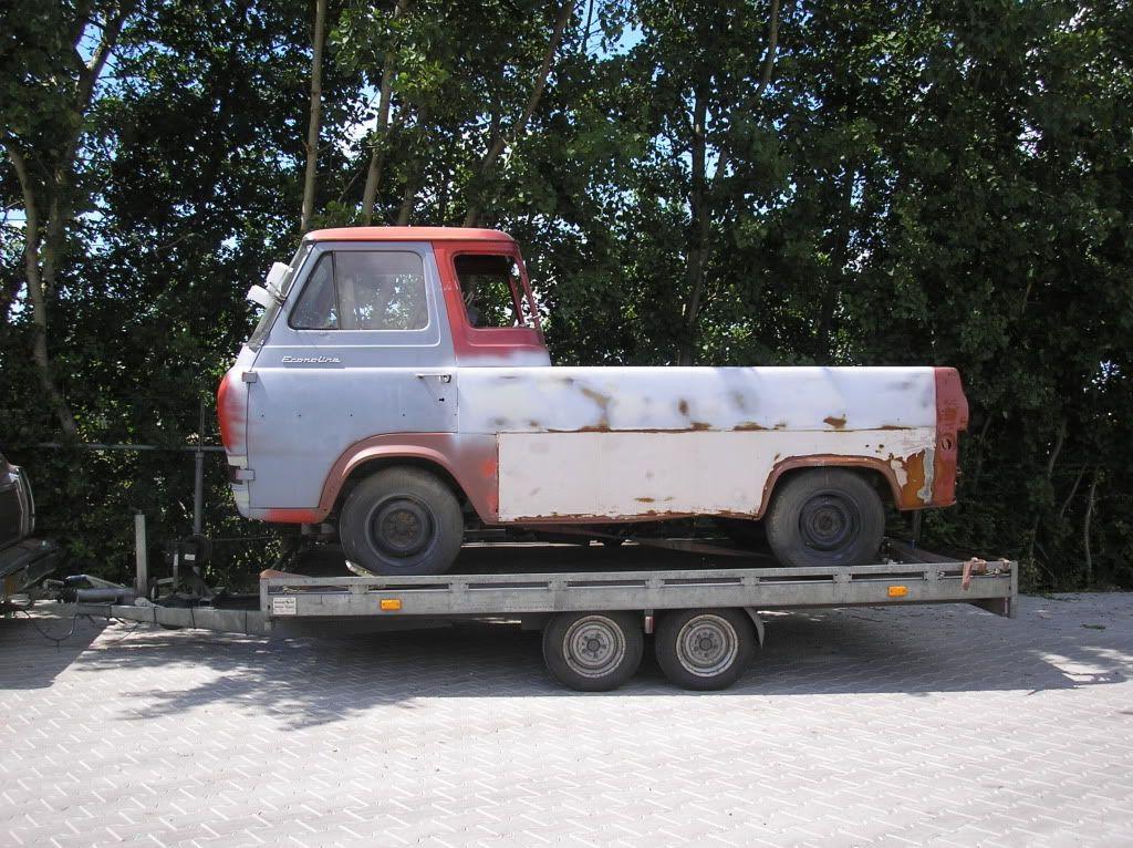 66 Ford Econoline Truck | 1965 ford econoline pickup