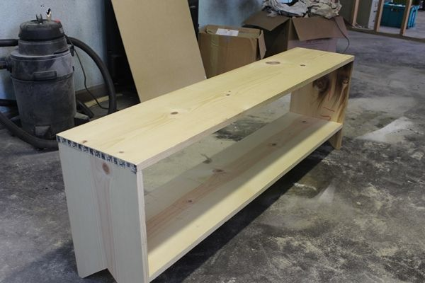 Dave Tells Us How To Build A Bench With Shoe Storage Home Decor