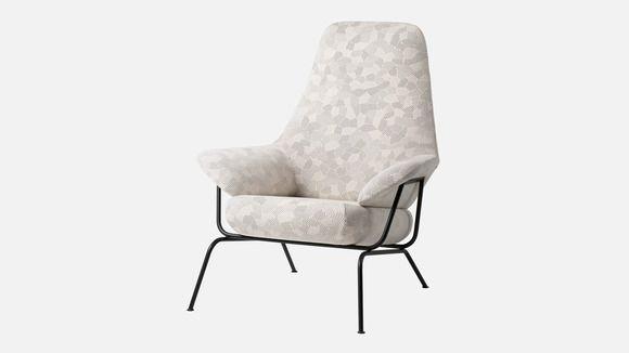 Amazing Hai Chair Razzle Dazzle By Luca Nichetto For Hem Les Machost Co Dining Chair Design Ideas Machostcouk