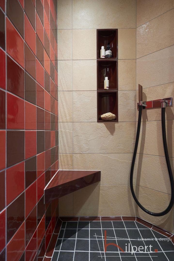 Ein privates Traumbad zum Wohlfühlen Dusche mit