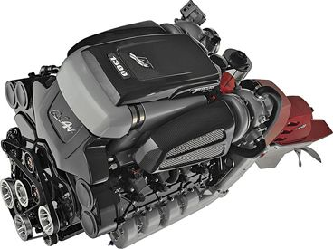 Mercury Racing's New 1350 HP 9L V8 -- Dual Overhead Cam twin turbo motor | Boat, Cars, and ...