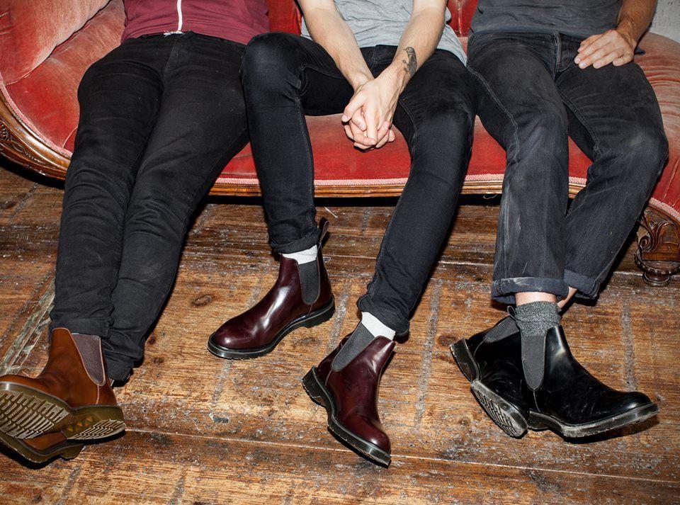 ace0a18e07b Soirée Dr. Martens - SODANDY, blog mode homme   Shoes   Sapatos