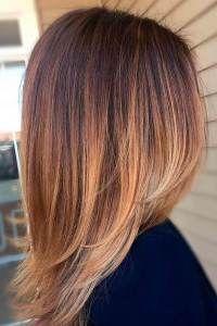 trendy medium length hairstyles for thick hair 4  medium