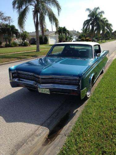 1968 Chrysler 300 Sport Coupe For Sale | Car And Classic