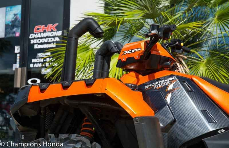 Used 2012 Polaris Sportsman XP 850 H.O. EPS ATVs For Sale in Florida. 2012 Polaris Sportsman XP 850 H.O. EPS, Guaranteed Financing! Click for details!! Champions Honda Kawasaki   Guaranteed Financing!! Champions Kawasaki is proud to announce a Guaranteed Credit Approval Program. If you have Good Credit, Bad Credit or No Credit you still qualify for financing. With fast easy approvals your dream ride is just a couple of clicks away. For a fast easy approval call 1-866-226-4150 or click  here…