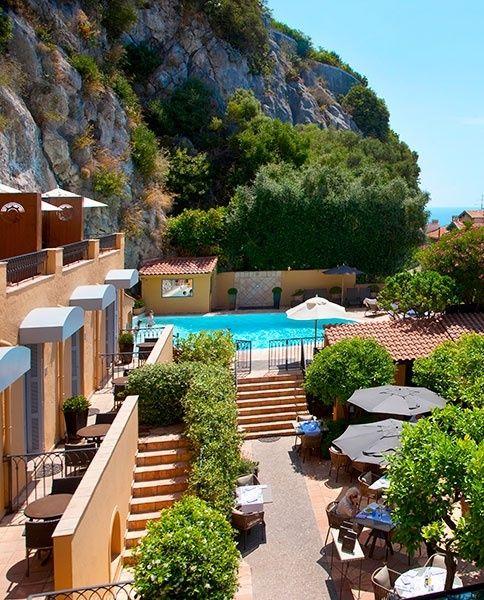 Hôtel La Pérouse – French Riviera's hidden gem #Nice