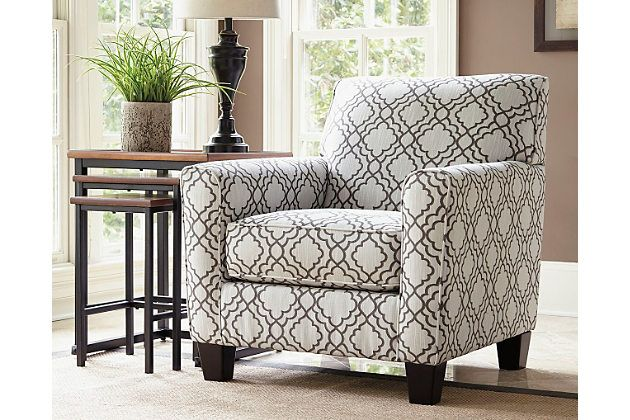 Farouh Accent Chair Is Right At Home With So Many