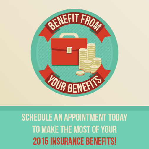 Use All Your Dental Coverage Benefits Before You Lose Them