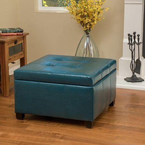 Terrific Found It At Allmodern Massey Faux Leather Storage Ottoman Machost Co Dining Chair Design Ideas Machostcouk