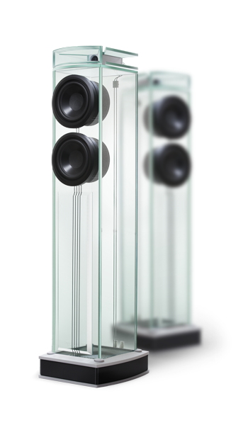 Enceintes En Verre Page Selection Waterfall Audio Audio Pa