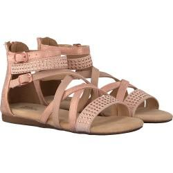 Photo of Bullboxer Sandals Aed031Fis Rose Gold Girls Bullboxer