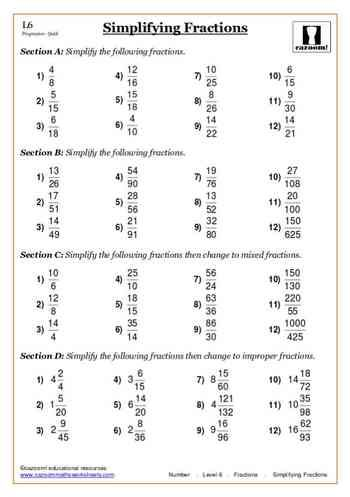 Fractions maths worksheet | matematica | Pinterest | Math worksheets ...