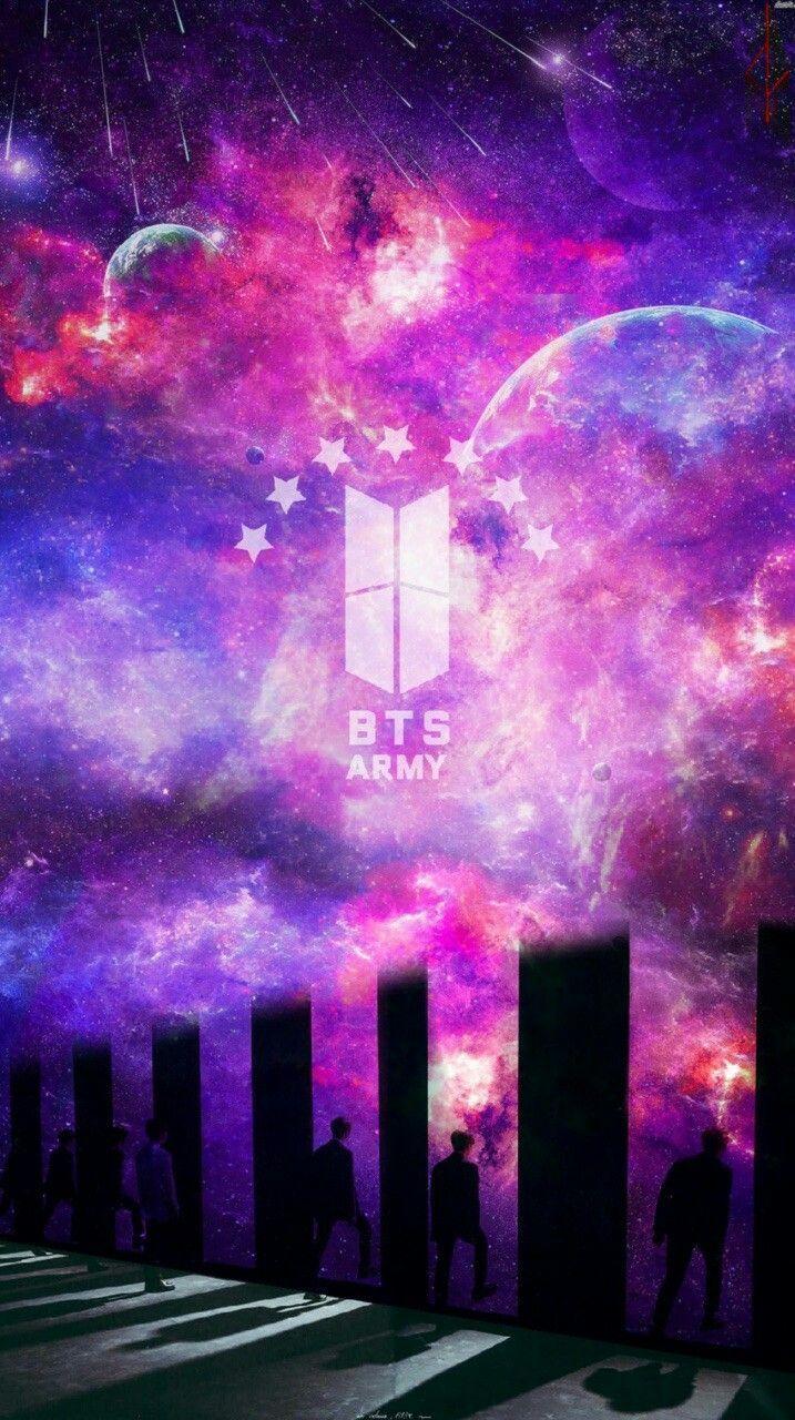 BTS Army Wallpapers Wallpaper Cave Hình nền, Nhóm nhạc bts