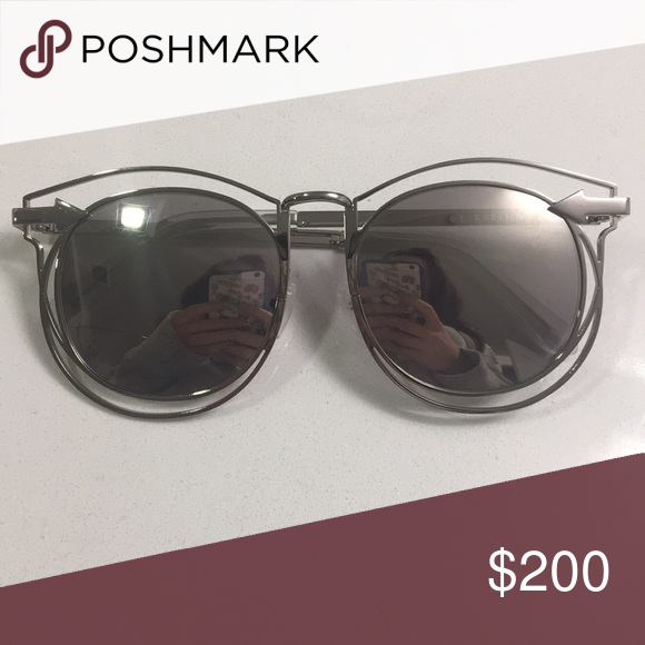 052432719e6d Karen Walker Sunglasses Style is simone silver. Only worn a few times and  no signs of wear! Look and feel new! Karen Walker Accessories Sunglasses