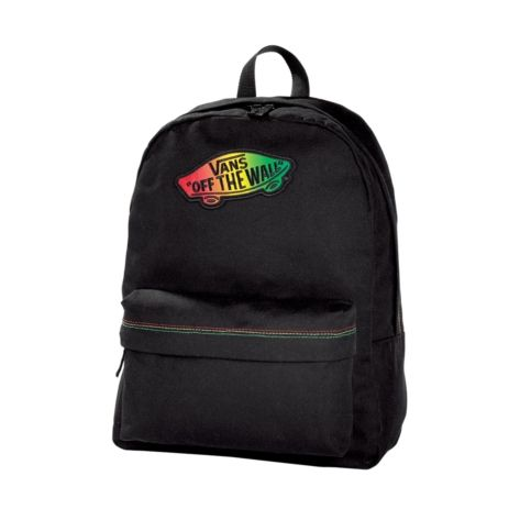 shop for vans off the wall backpack in black at journeys on off the wall id=19004